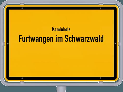 Kaminholz & Brennholz-Angebote in Furtwangen im Schwarzwald, Großes Bild
