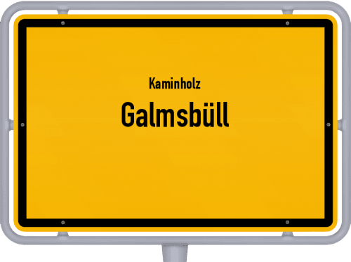 Kaminholz & Brennholz-Angebote in Galmsbüll, Großes Bild