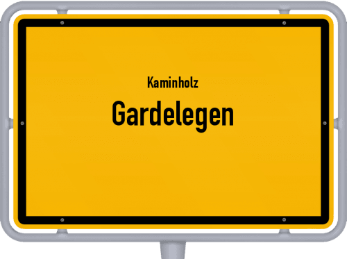Kaminholz & Brennholz-Angebote in Gardelegen, Großes Bild