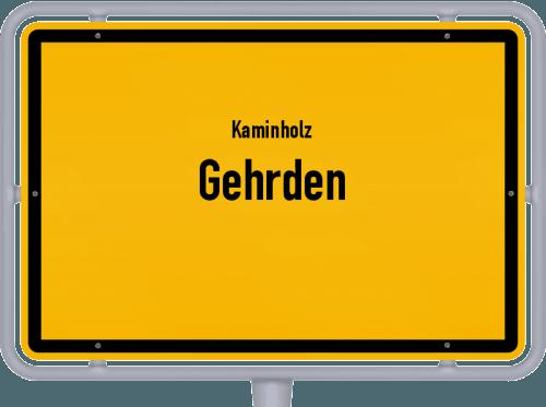 Kaminholz & Brennholz-Angebote in Gehrden, Großes Bild