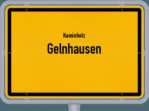 Kaminholz & Brennholz-Angebote in Gelnhausen, Großes Bild