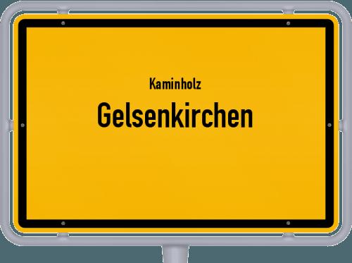 Kaminholz & Brennholz-Angebote in Gelsenkirchen, Großes Bild