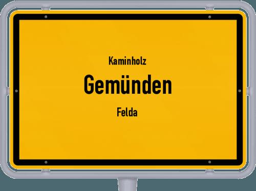 Kaminholz & Brennholz-Angebote in Gemünden (Felda), Großes Bild
