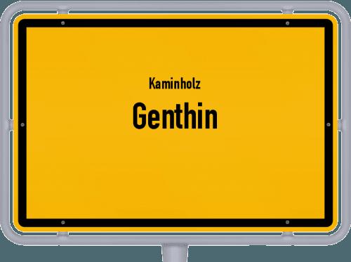 Kaminholz & Brennholz-Angebote in Genthin, Großes Bild