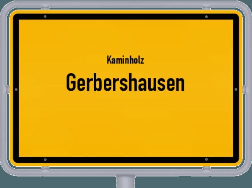 Kaminholz & Brennholz-Angebote in Gerbershausen, Großes Bild