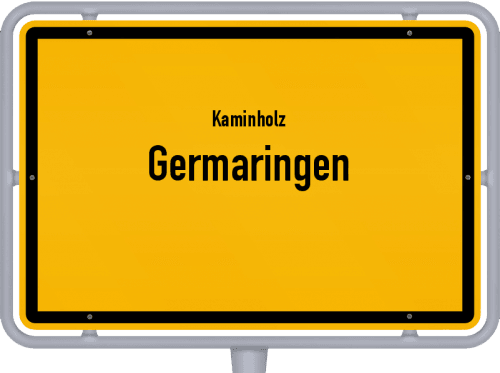 Kaminholz & Brennholz-Angebote in Germaringen, Großes Bild