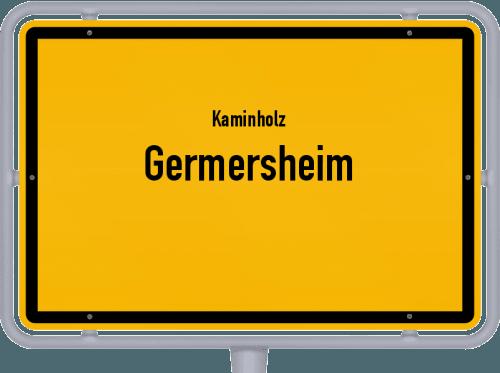 Kaminholz & Brennholz-Angebote in Germersheim, Großes Bild