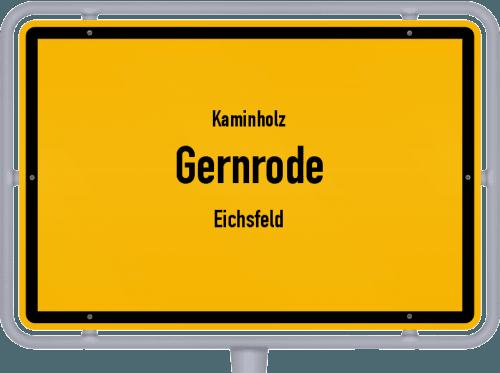 Kaminholz & Brennholz-Angebote in Gernrode (Eichsfeld), Großes Bild