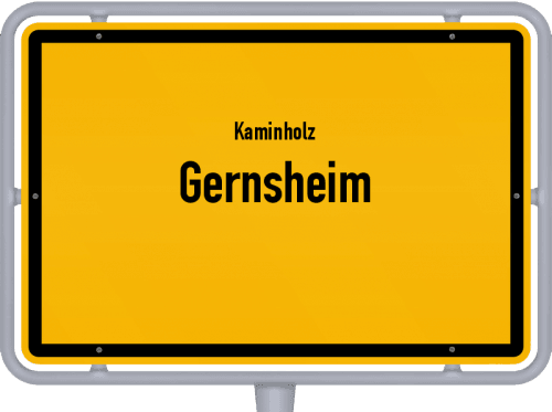 Kaminholz & Brennholz-Angebote in Gernsheim, Großes Bild