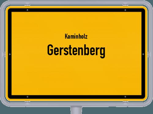 Kaminholz & Brennholz-Angebote in Gerstenberg, Großes Bild