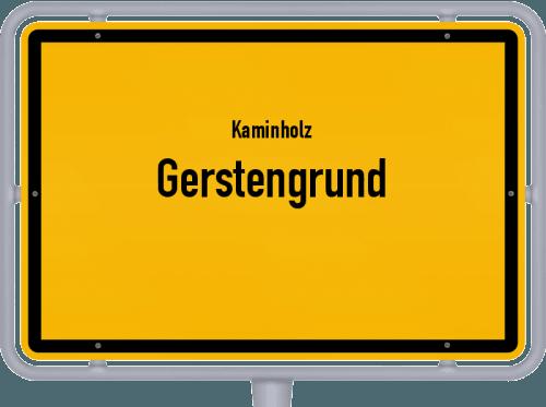 Kaminholz & Brennholz-Angebote in Gerstengrund, Großes Bild