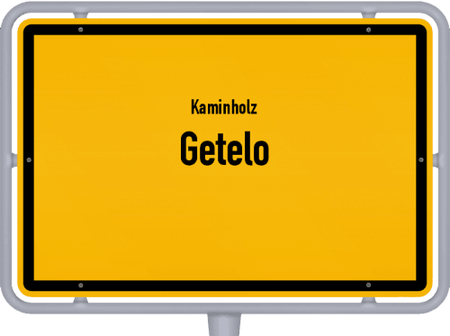 Kaminholz & Brennholz-Angebote in Getelo, Großes Bild