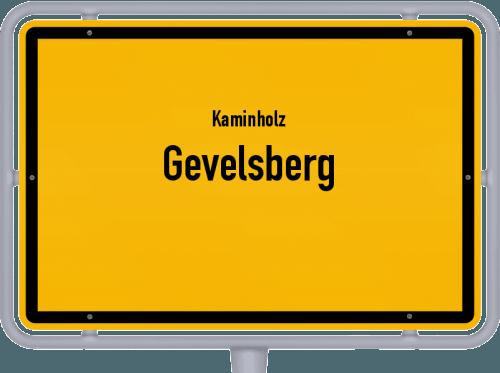 Kaminholz & Brennholz-Angebote in Gevelsberg, Großes Bild
