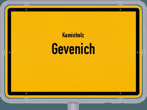Kaminholz & Brennholz-Angebote in Gevenich, Großes Bild
