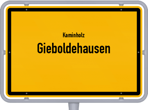 Kaminholz & Brennholz-Angebote in Gieboldehausen, Großes Bild