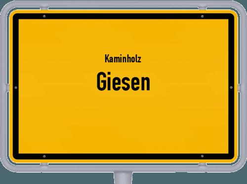 Kaminholz & Brennholz-Angebote in Giesen, Großes Bild
