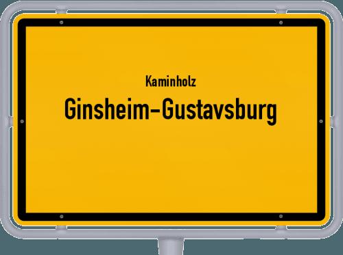 Kaminholz & Brennholz-Angebote in Ginsheim-Gustavsburg, Großes Bild