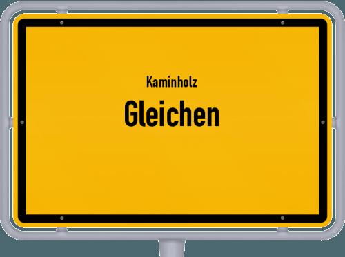 Kaminholz & Brennholz-Angebote in Gleichen, Großes Bild