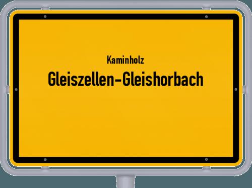 Kaminholz & Brennholz-Angebote in Gleiszellen-Gleishorbach, Großes Bild