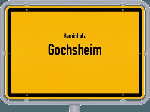 Kaminholz & Brennholz-Angebote in Gochsheim, Großes Bild