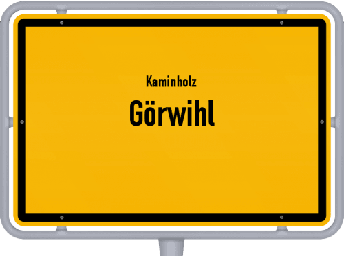 Kaminholz & Brennholz-Angebote in Görwihl, Großes Bild