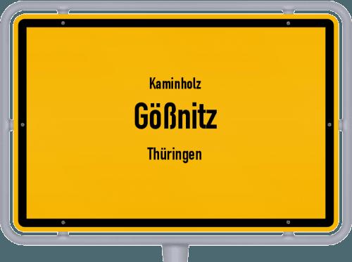 Kaminholz & Brennholz-Angebote in Gößnitz (Thüringen), Großes Bild