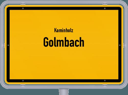 Kaminholz & Brennholz-Angebote in Golmbach, Großes Bild
