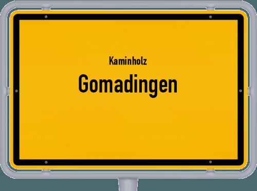 Kaminholz & Brennholz-Angebote in Gomadingen, Großes Bild