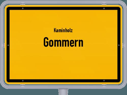 Kaminholz & Brennholz-Angebote in Gommern, Großes Bild