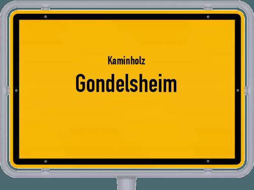 Kaminholz & Brennholz-Angebote in Gondelsheim, Großes Bild