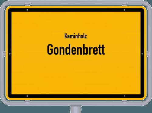 Kaminholz & Brennholz-Angebote in Gondenbrett, Großes Bild
