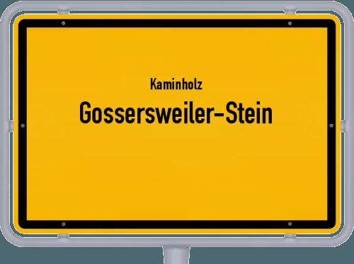 Beste Spielothek in Gossersweiler-Stein finden