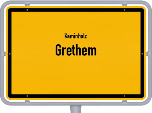 Kaminholz & Brennholz-Angebote in Grethem, Großes Bild