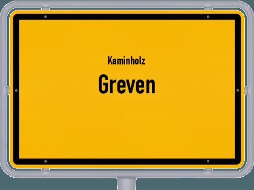 Kaminholz & Brennholz-Angebote in Greven, Großes Bild