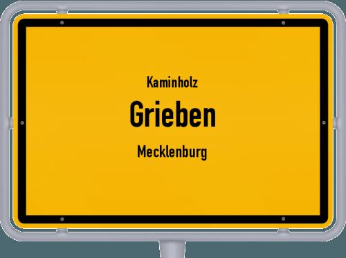Kaminholz & Brennholz-Angebote in Grieben (Mecklenburg), Großes Bild