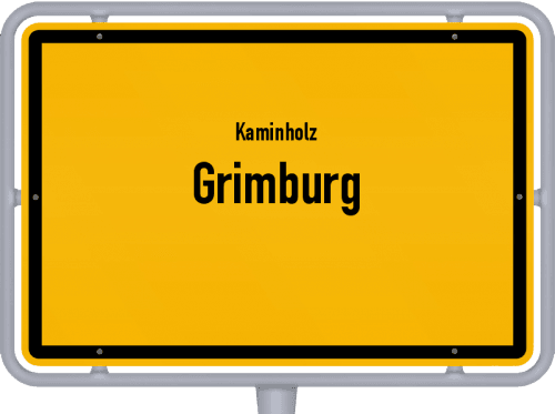 Kaminholz & Brennholz-Angebote in Grimburg, Großes Bild