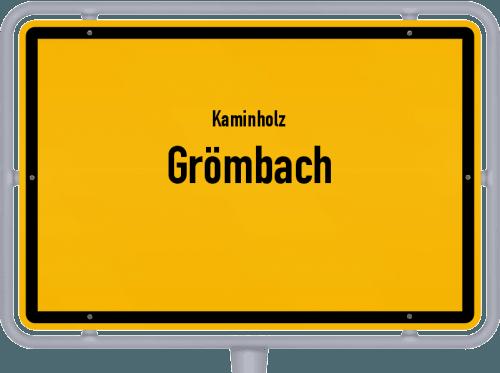 Kaminholz & Brennholz-Angebote in Grömbach, Großes Bild