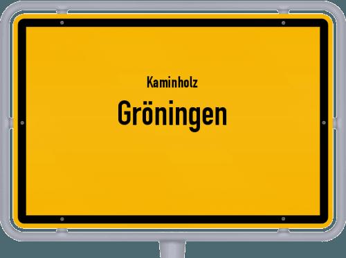Kaminholz & Brennholz-Angebote in Gröningen, Großes Bild