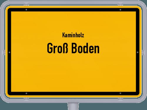 Kaminholz & Brennholz-Angebote in Groß Boden, Großes Bild