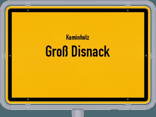 Kaminholz & Brennholz-Angebote in Groß Disnack, Großes Bild