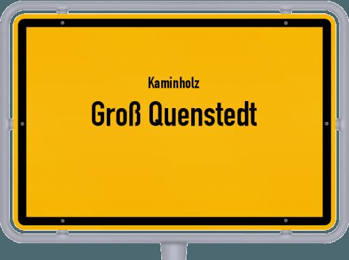 Kaminholz & Brennholz-Angebote in Groß Quenstedt, Großes Bild