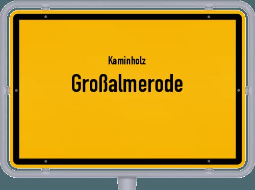 Kaminholz & Brennholz-Angebote in Großalmerode, Großes Bild