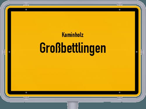 Kaminholz & Brennholz-Angebote in Großbettlingen, Großes Bild