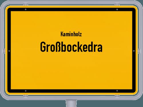 Kaminholz & Brennholz-Angebote in Großbockedra, Großes Bild