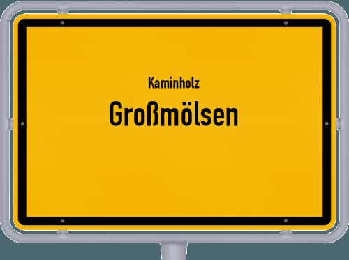 Kaminholz & Brennholz-Angebote in Großmölsen, Großes Bild