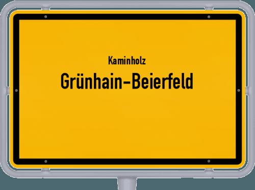 Kaminholz & Brennholz-Angebote in Grünhain-Beierfeld, Großes Bild