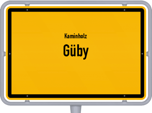 Kaminholz & Brennholz-Angebote in Güby, Großes Bild