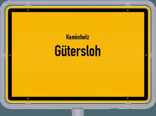 Kaminholz & Brennholz-Angebote in Gütersloh, Großes Bild