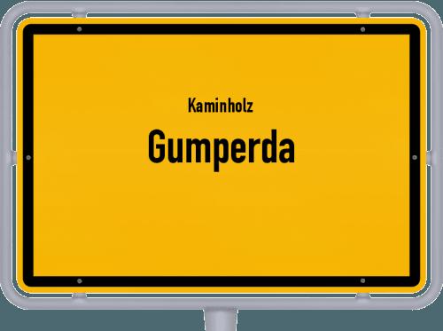 Kaminholz & Brennholz-Angebote in Gumperda, Großes Bild