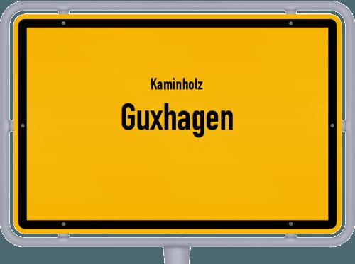 Kaminholz & Brennholz-Angebote in Guxhagen, Großes Bild